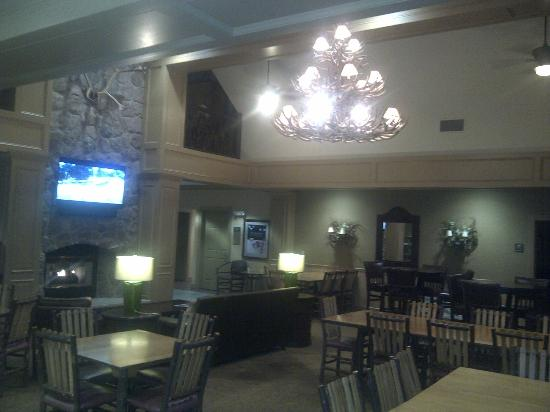 Homewood Suites Syracuse/Liverpool: Lodge 2