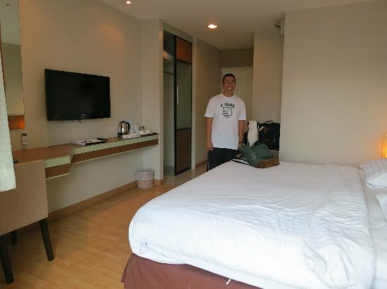 Bangkok Loft Inn: Superior Room