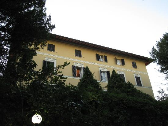 Villa Patrizia: Our room - top floor - from garden