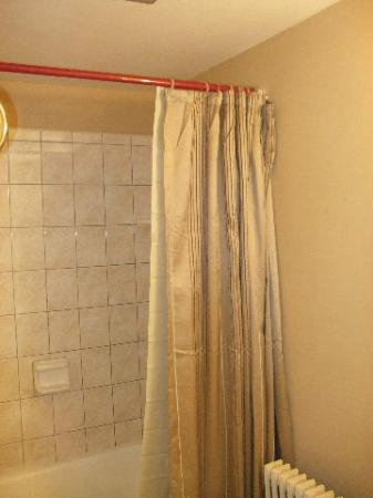 Mt Madison Inn & Suites: Standard Shower