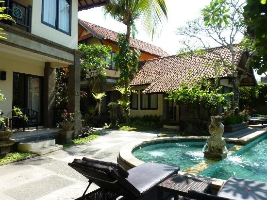 Puri Mesari: Pool and rooms
