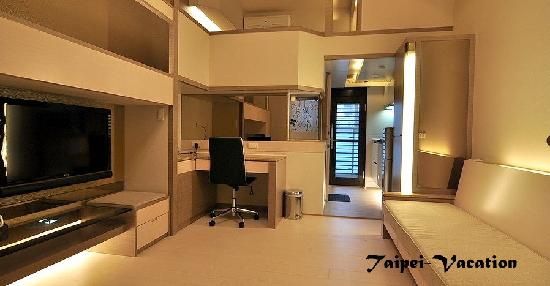 Central Taipei Serviced Apartment