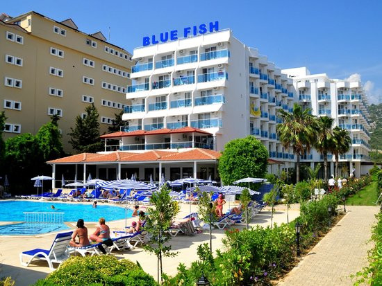 Blue Fish Hotel