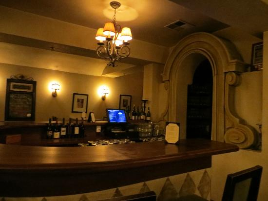 Kenwood Inn and Spa: the bar
