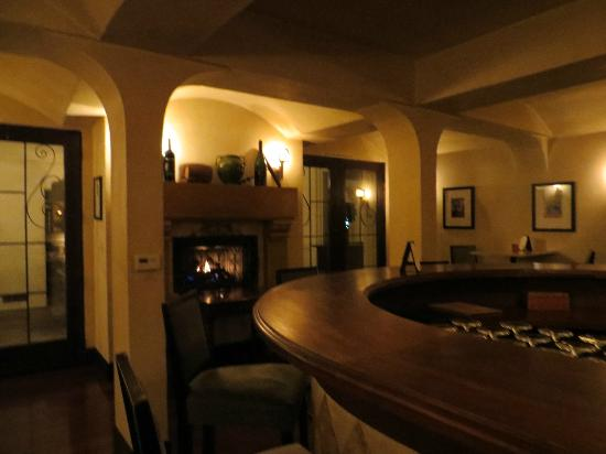 Kenwood Inn and Spa: bar