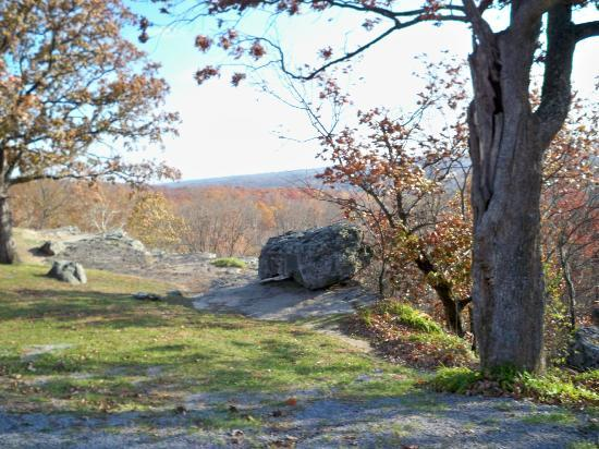 Oak Grove Cabins: Overlook in Southern IL