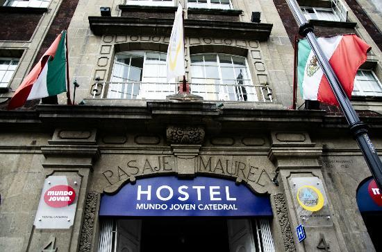 Hostel Mundo Joven Catedral