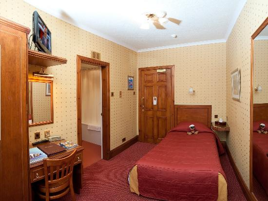 The Mariner Hotel: Single Room