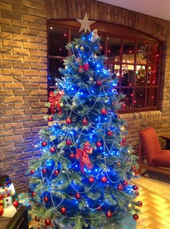 Wight Montrene Hotel: early Christmas at the Wight Montrene