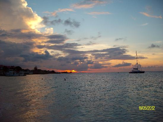 Sandals Montego Bay: beautiful sunsets