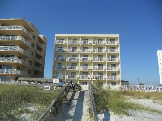 Gulf Shores Alabama Bed And Breakfast On The Beach