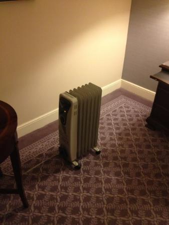 Four Seasons Washington D.C.: Four Seasons luxury HVAC