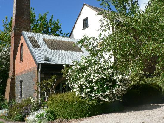 Bowerbank Mill B&B: Chimney Cottage