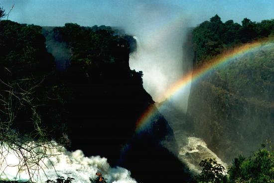 Gorges Lodge: The Victoria Falls Rainbow