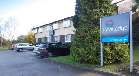 Travelodge Chester Warrington Road