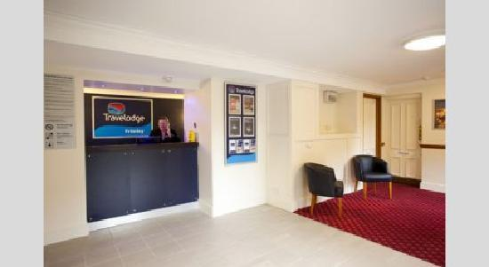 Travelodge Frimley: Reception