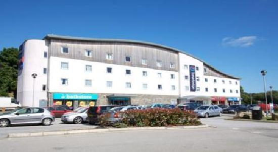 Travelodge St Austell Hotel: Exterior