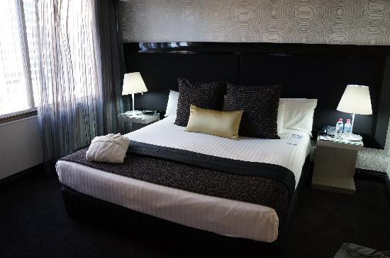 Pullman Brisbane King George Square: The Comfy Bed