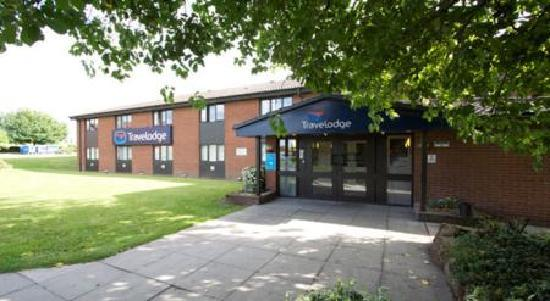 Travelodge Rugby Dunchurch: Exterior