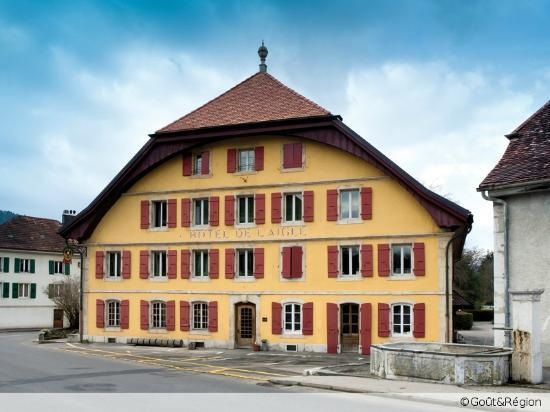 Photo of Hotel De L'Aigle Couvet