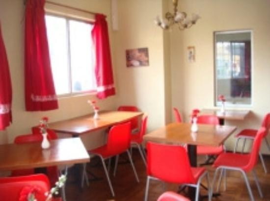 Traveller's Place Hostel: Comedor- Dinning room