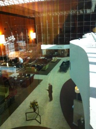 Sofitel Minneapolis: view from inside room