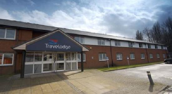 Travelodge Sheffield Richmond: Exterior