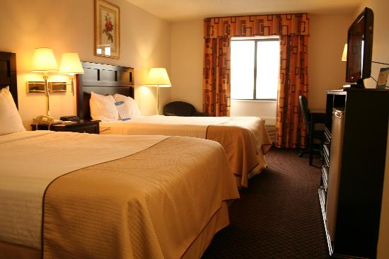 Baymont Inn & Suites Battle Creek Downtown: Guest Room