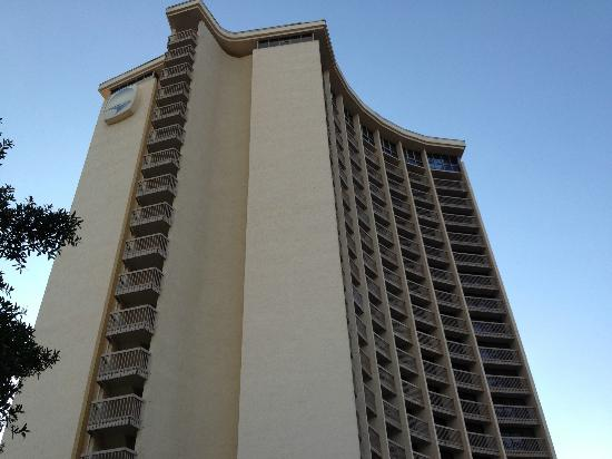 BEST WESTERN Lake Buena Vista Resort Hotel: Hotel exterior.