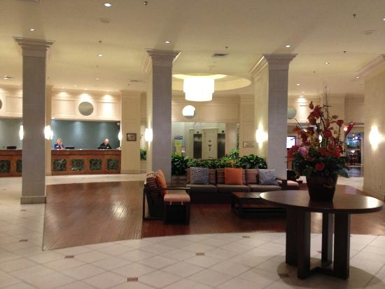 BEST WESTERN Lake Buena Vista Resort Hotel: Hotel lobby