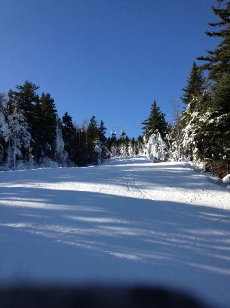 Grand Summit Resort at Sunday River: The Runs are well groomed