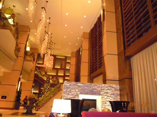 Hilton Branson Convention Center : Lobby