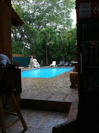 Rancho De La Playa: Pool Area