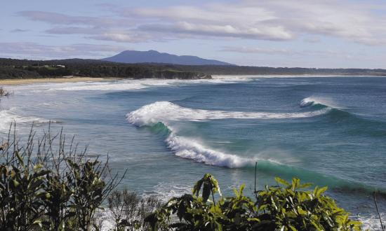 Bermagui Australia  city images : Bermagui, Australia: Cuttagee Beach
