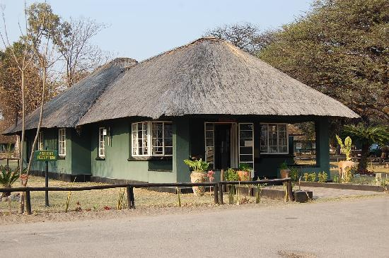 Hwange Main Camp