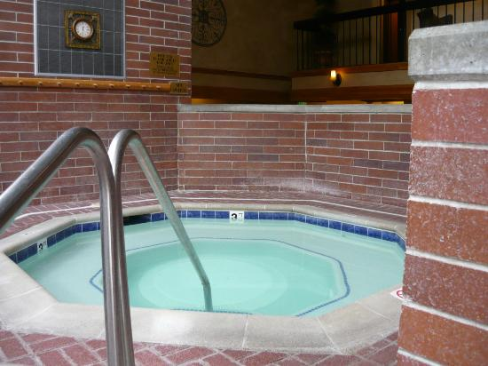 Park Plaza Resort: Jacuzzi