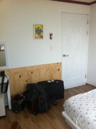 Doo guesthouse Itaewon: double room