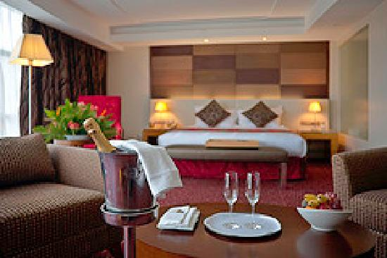 The Boma Nairobi: Business Suite