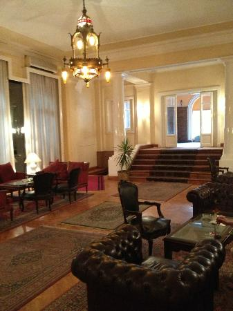 Victoria Hotel: Lounge