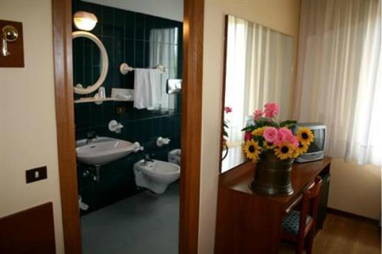 Hotel Le Querce: Bagno