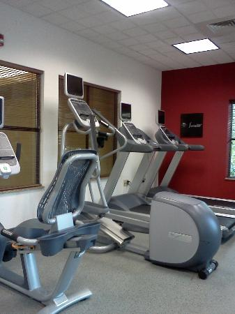 ‪‪Homewood Suites by Hilton - Asheville‬: Fitness Room