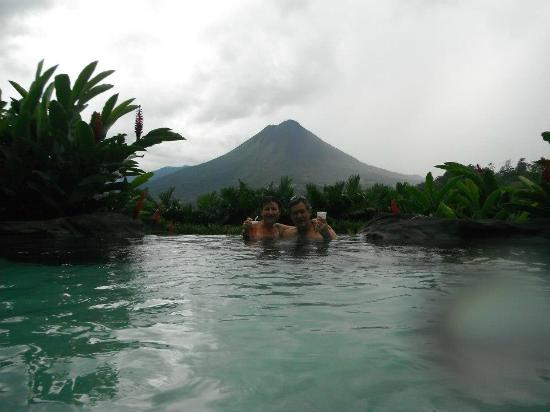 The Springs Resort and Spa at Arenal: One of the many pools at The Springs