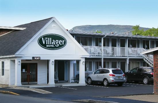 Bar Harbor Villager Motel: Exterior view