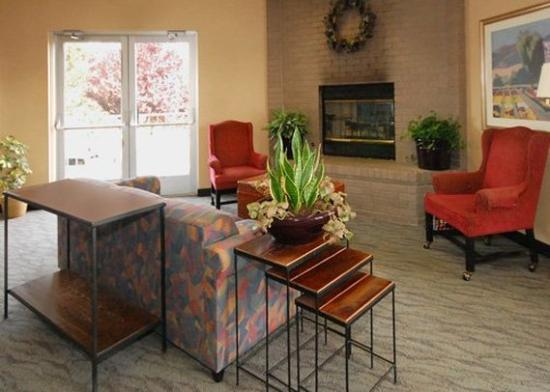 Quality Inn Kennewick: Lobby