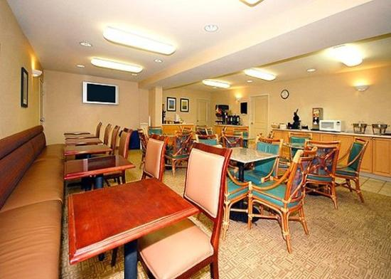 Quality Inn Kennewick: Restaurant