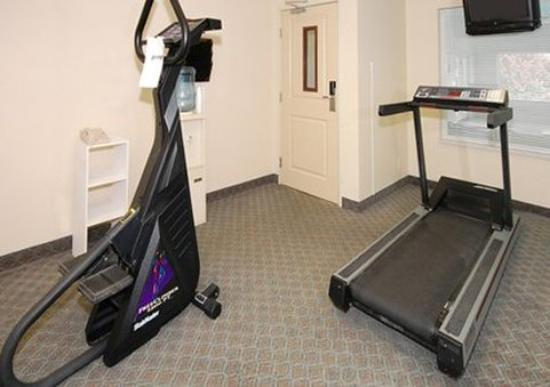 Quality Inn Kennewick: Exercise room