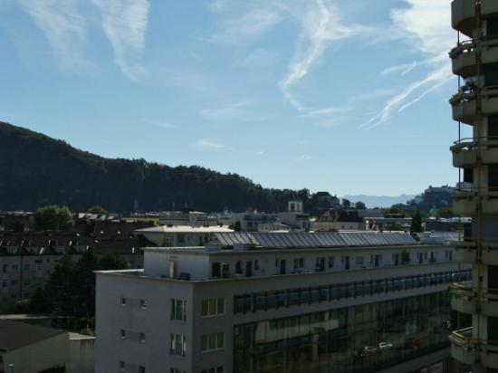 Salzburg Apartments: View from the room