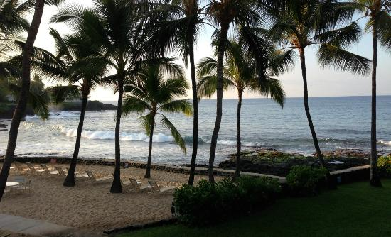 Aston Kona by the Sea: How can you beat this view for the price??