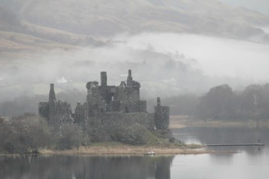 Loch Awe, UK: View from the hotel