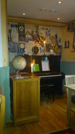 Ditt Hotell-Hotell Gastis: Dinner in jazzy atmosphere